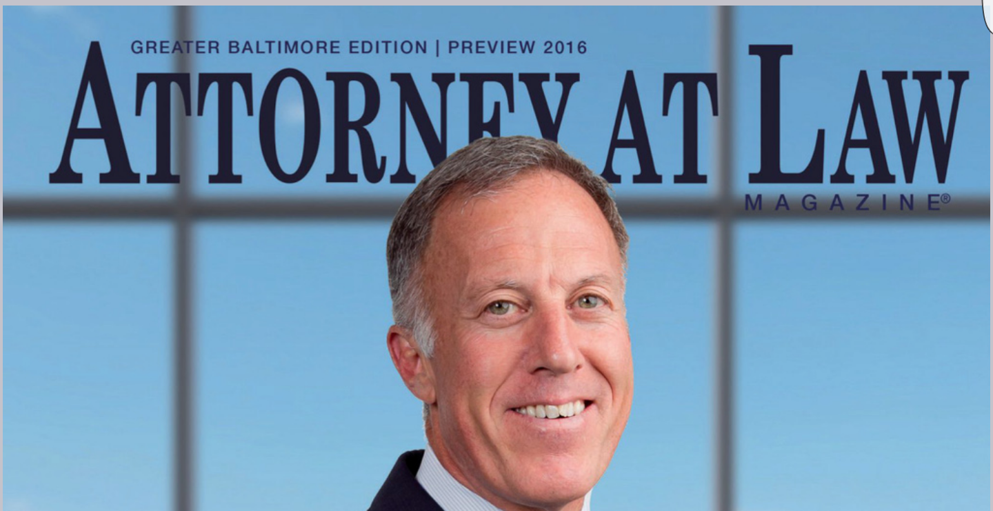 Longman & Van Grack Attorney Selected as Tax Law Contributor for Baltimore Attorney at Law Magazine