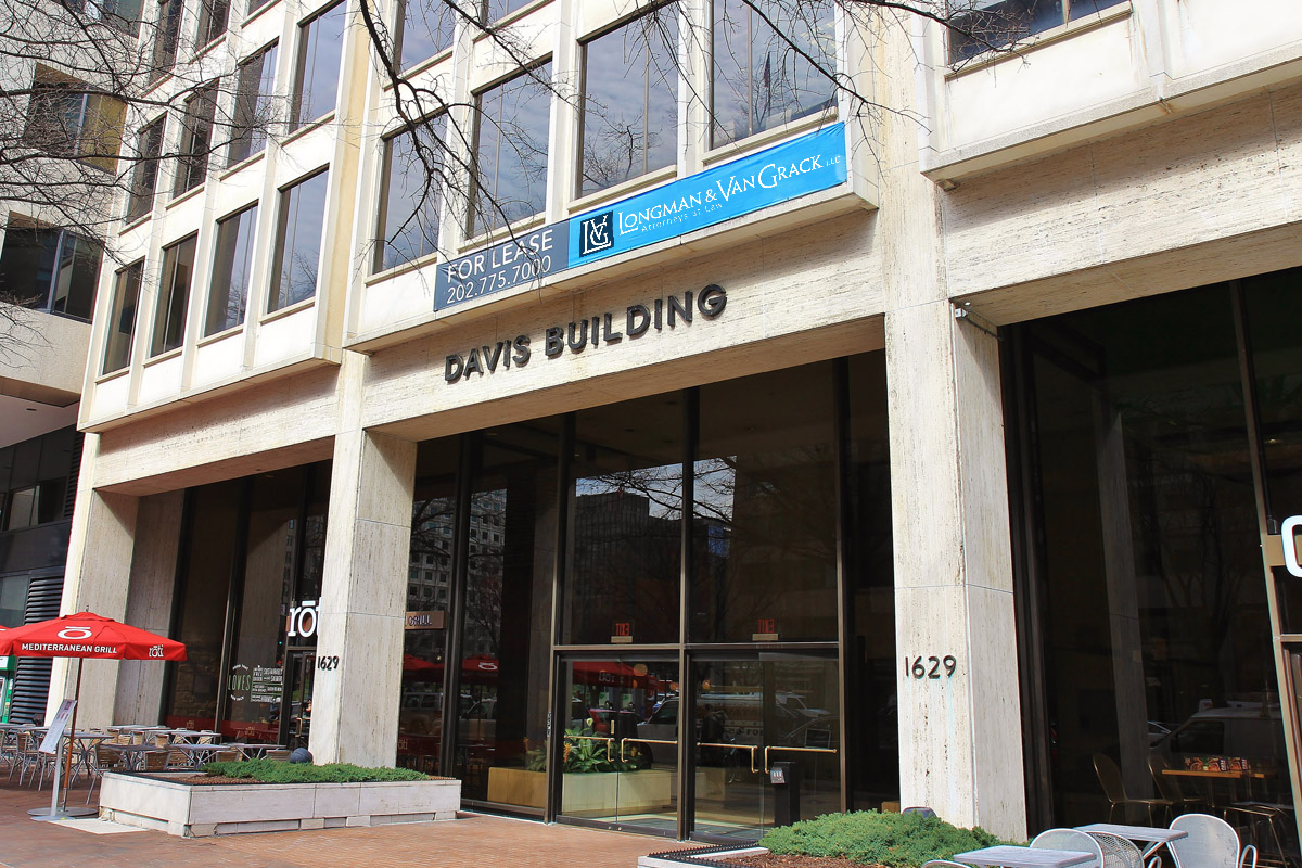 DC Appellate Lawyer Office