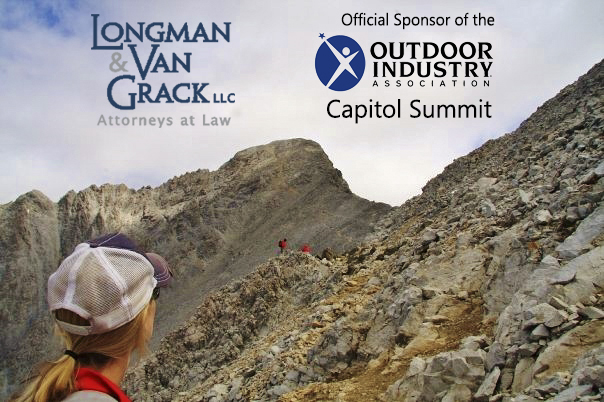 Longman & Van Grack Sponsors Outdoor Industry Association's 2016 Capitol Summit