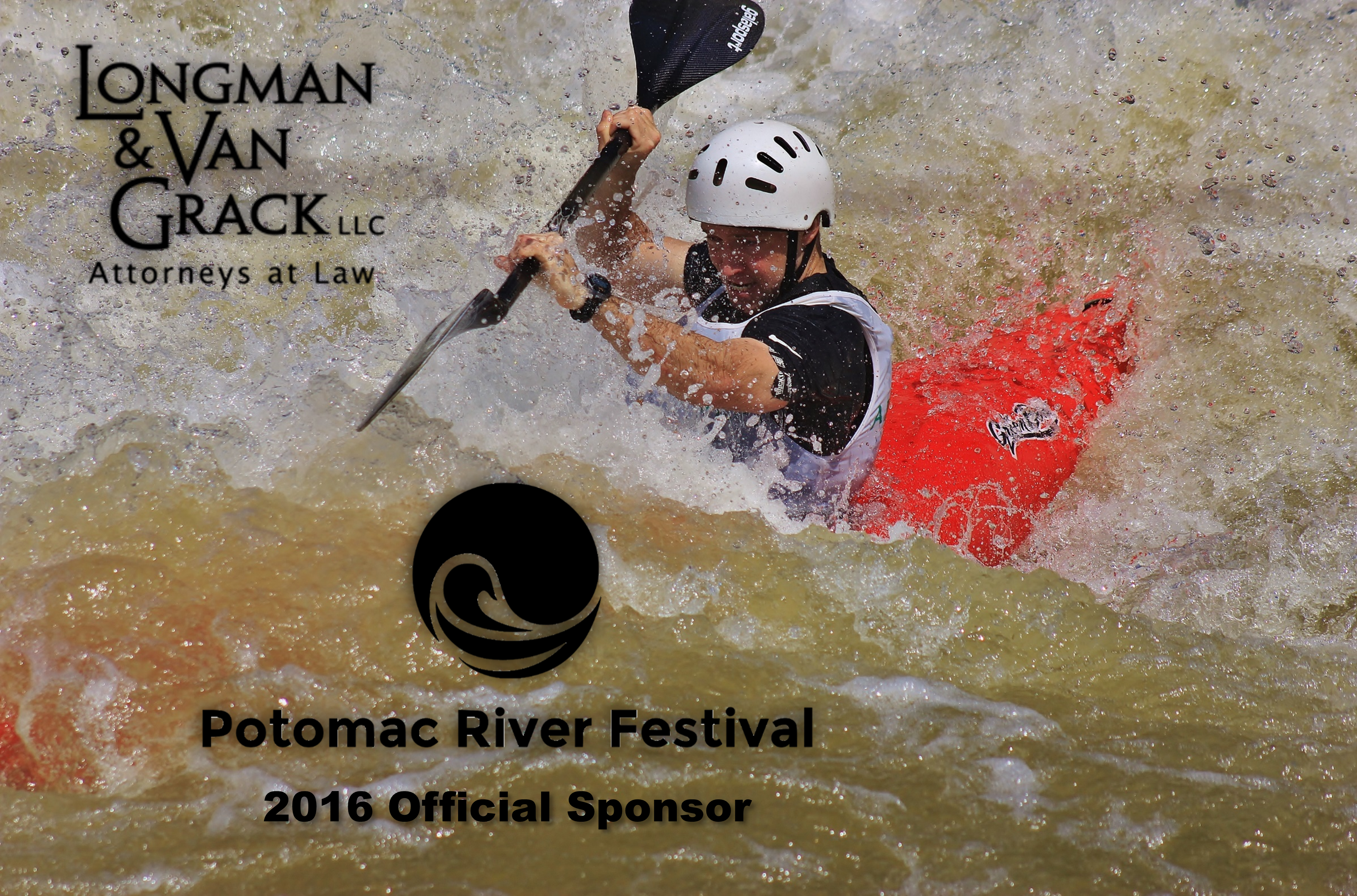 Longman & Van Grack Sponsors the 2016 Potomac River Festival and Great Falls Race